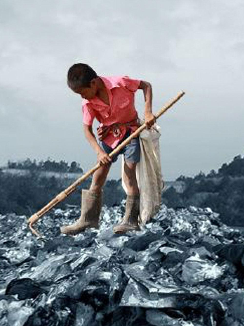 Saúde Desperdiçada – O Caso dos Lixões