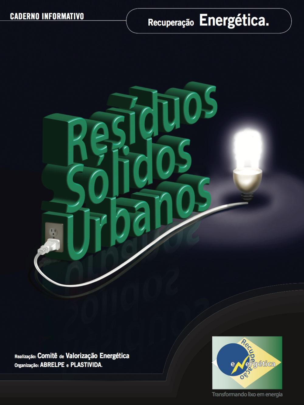 Caderno Informativo Recuperação Energética