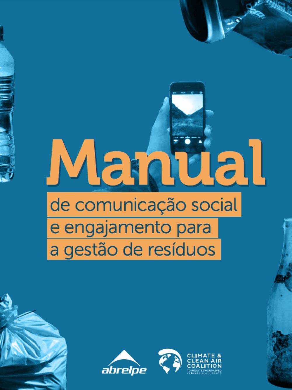 Manual de Comunicação Social e Engajamento Para a Gestão de Resíduos